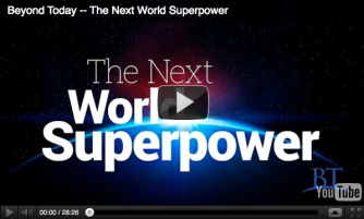 the next world superpower