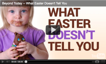 what easter doesn't tell you