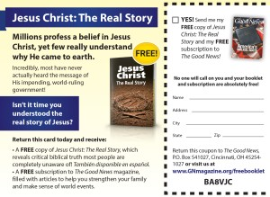 Jesus Christ - The Real Story